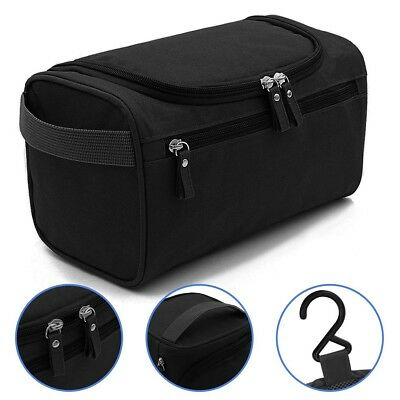 Toiletry Bag For Men, Mens Travel Toiletry Wash Bag Overnight Shaving Dopp Kit