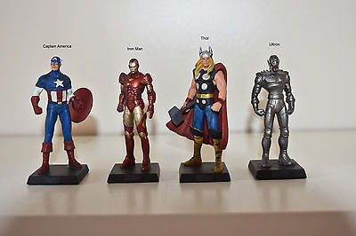 Figurines Super-heros Marvel Collection officielle : the Avengers