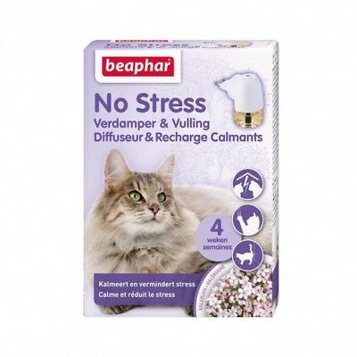 Diffuseur no stress recharge inclus pour chat