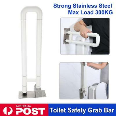 300KG 620mm GRAB/Safety Rail Quality S/Steel Handrail for Bathroom/Shower/Toilet