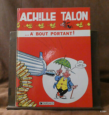 Achille Talon A Bout Portant / Greg  Dargaud 1984
