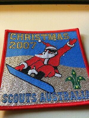 Girl Guides / Scouts Christmas 2007