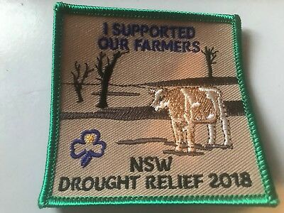Girl Guides / Scouts Drought Support
