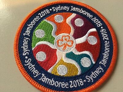 Girl Guides / Scouts Sydney Jamboree
