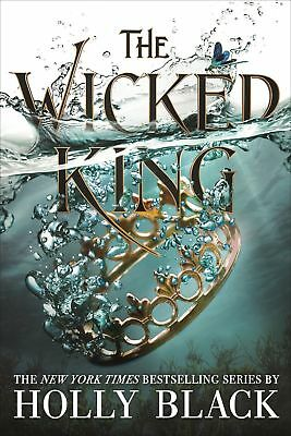 The Wicked King by Holly Black 2019 [E~B00K]