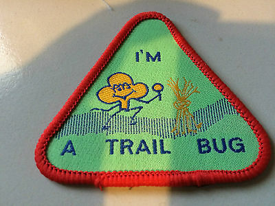 Girl Guides / Scouts Im a Trail Bug