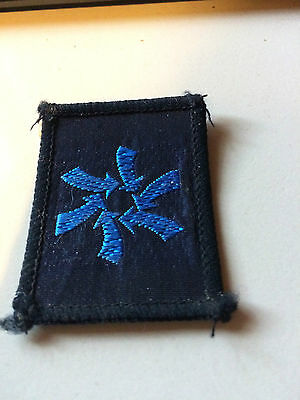 Girl Guides / Scouts Old UK Patrol Purpose