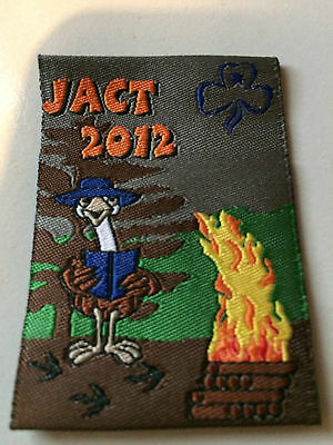 Girl Guides / Scouts JACT 2012 Campfire