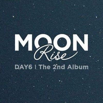 DAY6 [MOONRISE] 2nd Album RANDOM CD+2Fold Poster+P.Book+Cover+Card+GIFT SEALED