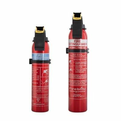 Home Car Aerosol Fire Extinguisher - FREE DELIVERY - Meets UK Fire Regulations