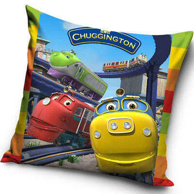 Kissenbezug Kissenhulle Chuggington 172004 40x40 cm