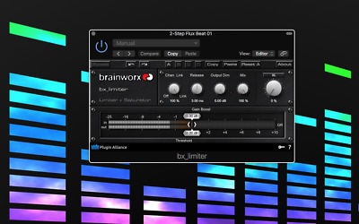 Plugin Alliance Brainworx bx_limiter (License transfer)