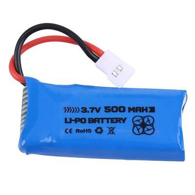 1/3/6pcs ENGPOW 3.7V 500mAh 25C Rechargeable LiPo Battery for RC Car/Drone/Boat