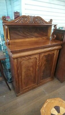 Stunning antique Victorian Chiffonier, Sideboard, Cupboard With Drawer