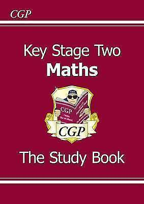 KS2 Maths Study Book (for the New Curriculum) by CGP Books (Paperback, 2008)