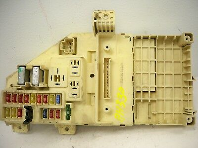 Used Fuse Box Interior Relay Box Relay Junction Box For 01-03 Chrylser Sebring