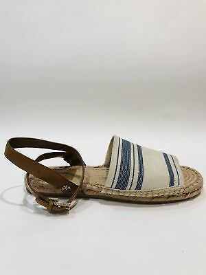 65797b96ea59f Tory Burch Marion Quilted Leather T-Strap Sandal 6.5.