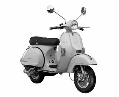 WORKSHOP MANUAL PIAGGIO VESPA PX 150 - Other manuals available
