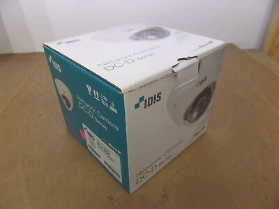 Idis Dc-D1323R Network Camera Dc-D Series