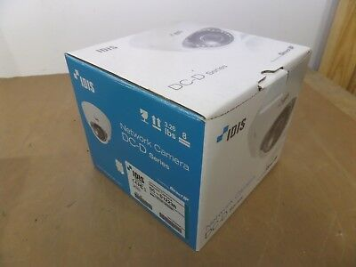 Idis Dc-D1223R Network Camera Dc-D Series