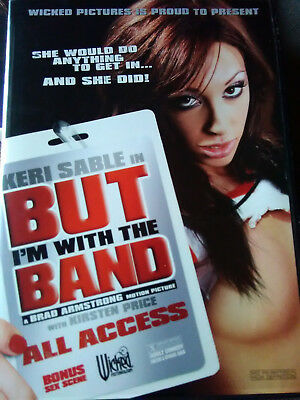wicked pictures but i'm with the band dvd vm18