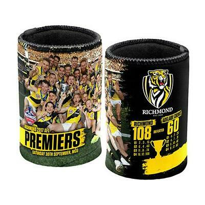 2017 Richmond Tigers Premiers Can Cooler