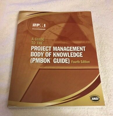 Guide To The Project Management Body Of Knowledge - Paperback