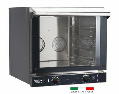 NERONE COMMERCIAL CONVECTION OVEN 435mm x 350mm Tray Capacity x 4 NEW