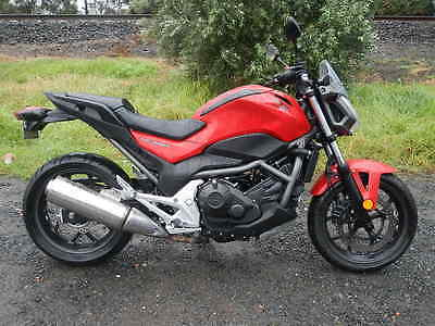 Honda Nc 700 S, Looks Rides And Sounds Great, Priced To Sell!