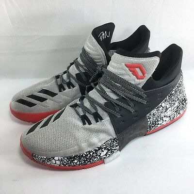 sale retailer 13a14 5d154 Adidas Dame D Lillard 3 CNY Chinese New Year Basketball Shoes Men Size 13  BB8272