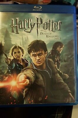 Harry Potter and the Deathly Hallows: Part I (Blu-ray Disc, 2012, 2-Disc Set)