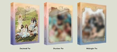 Gfriend-[Time For Us]2nd Album Random Ver CD+Book+Card+KPOP POSTER+Tracking No