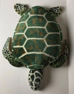 Melissa Doug Sea Turtle Plush Toy 37 06 Picclick