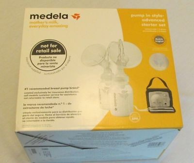 Medela Pump in Style Advanced 2018 OPENED BOX PRODUCT