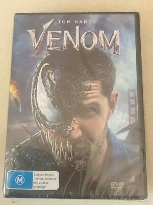 Venom (DVD, 2019) NEW Region 4