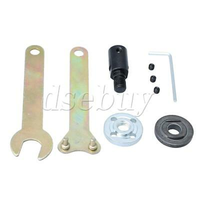 M10 Motor Shaft Sleeve Saw Blade Coupling Chuck Adapter Connecting Rod Set