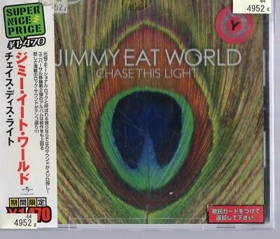 Chase This Light [CD] Jimmy Eat World