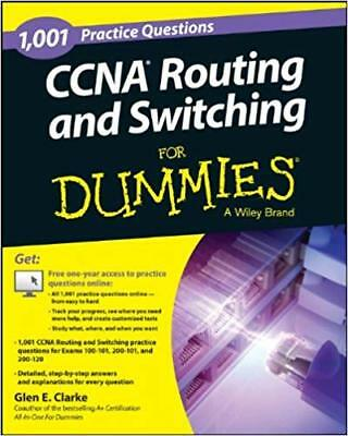 [PDF] 1,001 CCNA Routing and Switching Practice Questions For Dummies 1st Editio