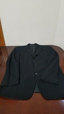 Hugo Boss Mens natural stretch suit jacket100% Schurwolle Virgin Wool Size 42R