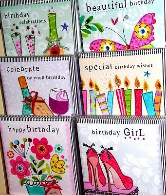 SEE THIS! LUXURY HANDMADE CARDS X 720, JUST 39p SRP £2.99  GENERAL.60 +designs