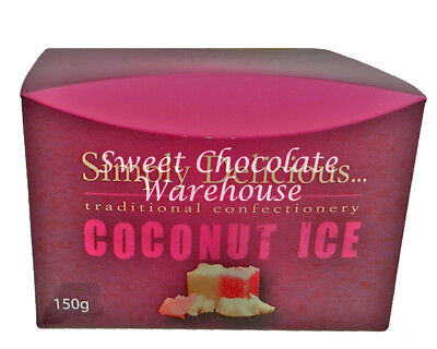 Simply Delicious... Coconut Ice 150g