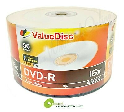 photo regarding Printable Dvd Disc known as Truly worth DISC BLANK DVD-R 16X White Inkjet Printable 4.7GB Whole lot \u003d 50 In the direction of 1800 Discs