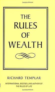 The Rules of Wealth: A Personal Code for Prosperity (... | Book | condition good