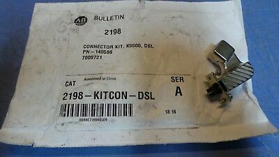 1 – Allen Bradley 2198-KITCON-DSL | Kinetix 5500 Connector Kit. NEW