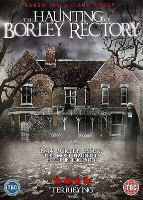 The Haunting of Borley Rectory (DVD) Kit Pascoe, Zach Clifford, Rad Brown