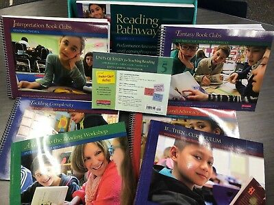 Lucy Calkins Grade 5 Unit Of Study For Teaching Reading