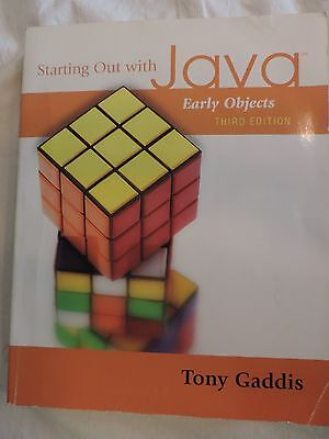Pdf Starting Out With Java Early Objects By Tony Gaddis Email