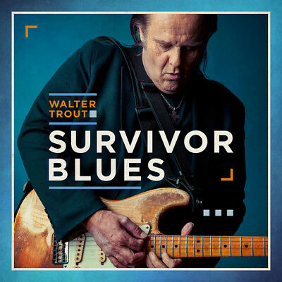 Walter Trout - Survivor Blues 819873018193 (CD Used Very Good)