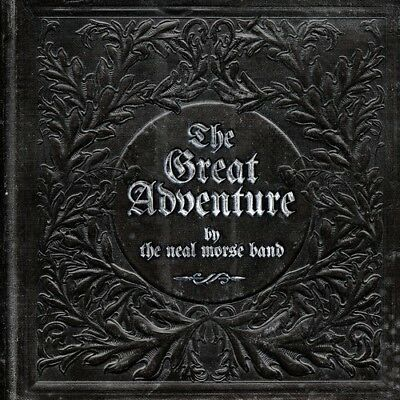 Neal Morse Band - Great Adventure 039841562620 (CD Used Very Good)