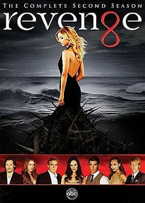 Coffret Dvd Serie : Revenge - Saison 2 Integrale - Secrets / Revanche - English